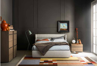 軟裝設計展示-臥室