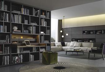 軟裝設計展示-書房