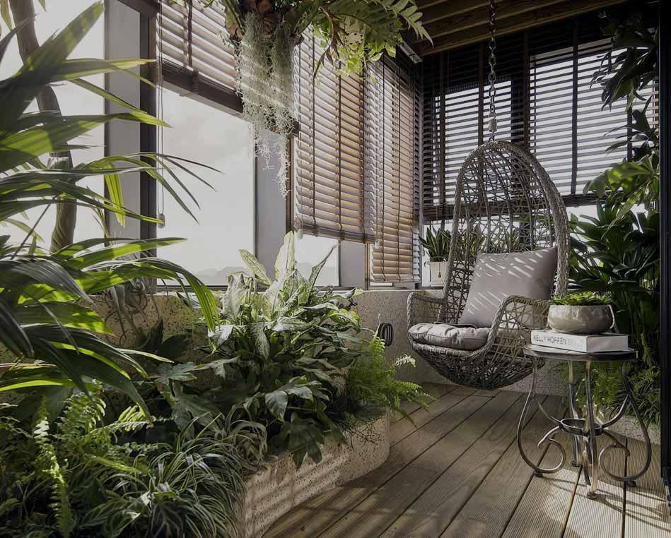 阳台怎么装修比较好-阳台装修方法
