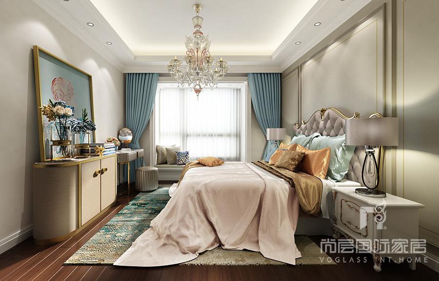 卧室软装设计效果图