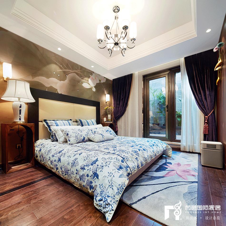 卧室软装设计案例