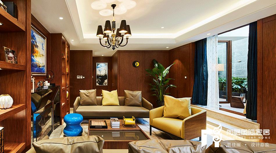 别墅休闲厅设计