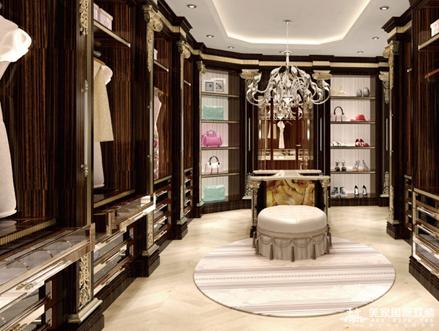 軟裝設計中衣柜該怎么選擇