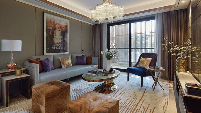 錦潤公寓裝飾設計