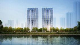 杭州軟裝設計-綠城柳岸曉風-在施項目