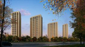 杭州軟裝設計-濱江保利翡翠海岸-在施項目