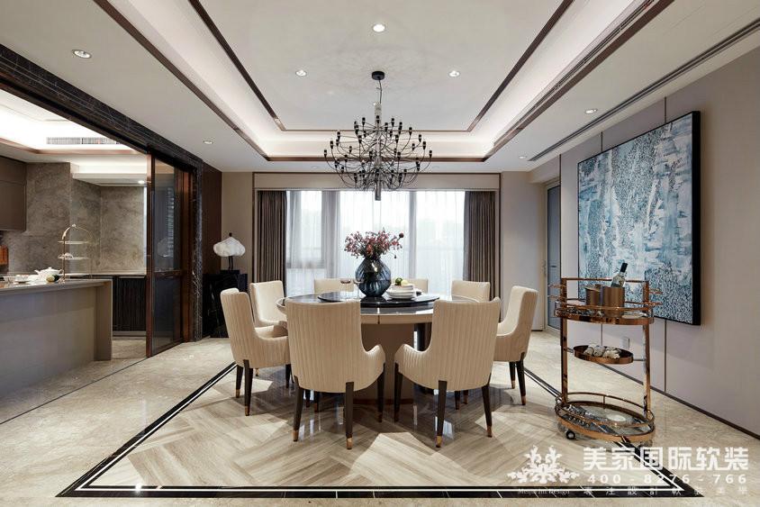 杭州軟裝設計-精裝房軟裝-萬麗璞麗案例