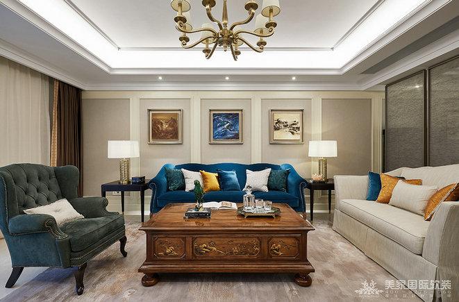 美式風格別墅軟裝要如何搭配才能夠獲得更好的效果?