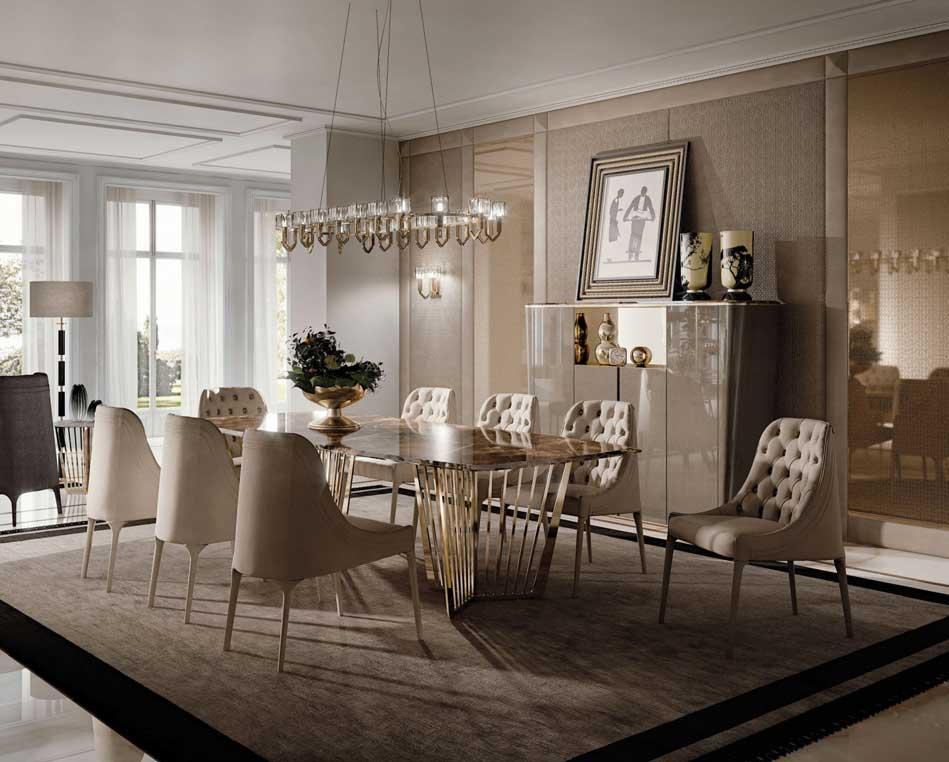 别墅餐厅软装修设计实景图-餐厅怎么装修比较好