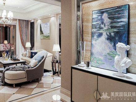 家裝軟裝設計搭配的六個技巧,你一定要注意-杭州美家國際軟裝設計公司